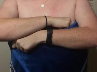 Slo-mo titty reveal