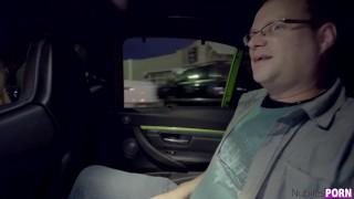Rally anya fucks in car olsen stranger road pornhub  big deepthroat