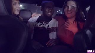 Anya Olsen Fucks Stranger In Pornhub Car Road Rally #6