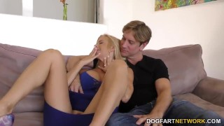 Alexis Fawx Squirts All Over Her Cuckold's Face  big black cock cuckold squirt mom blowjob pornstar fetish hardcore squirting gangbang interracial dogfartnetwork mother orgasm big boobs