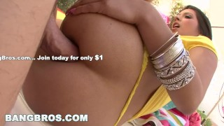 Maze latina mike delivers loves anal jynx and bangbros adriano mr big