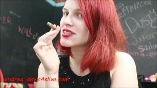Smoking sph andrea sky