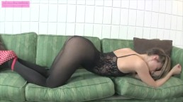 What would you do for Olivia's Ass? FEMDOM JOI