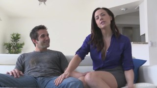 Chanel on milfs ftv gets beautiful fucked hair trimmed