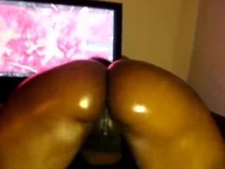 Big Ass Ebony Rides BBC