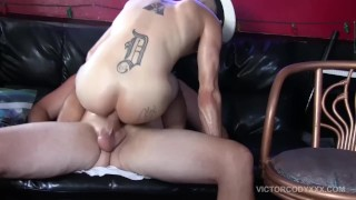 Off Shore Gang Bang Floating Sex Orgy Cock haired