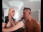 DDFNetwork VR - Watch Kayla Green get Ass Fucked in VR