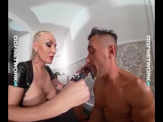 DDFNetwork VR – Watch Kayla Green get Ass Fucked in VR
