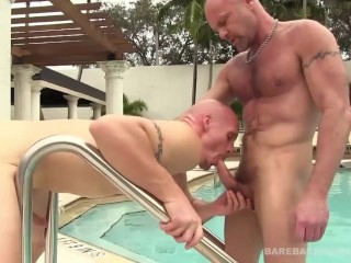 Chad Brock Bareback Fucks Cole Sexton