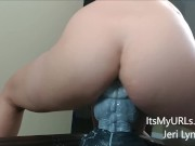Busty Teen Rides Bad Dragon Nova