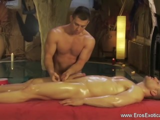Genital Massage Gay Sensation
