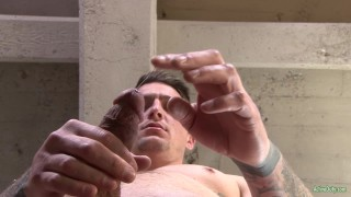 ActiveDuty Major Hunk Jerks Gorgeous Cock Twink boy