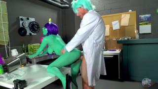 Rick and Morty Porn Parody: Dick and Morty
