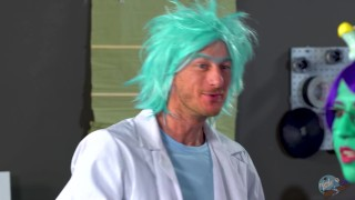 Rick and Morty Porn Parody: Dick and Morty porno