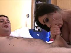 Marta La Croft: PORN video with Andrea Dipre