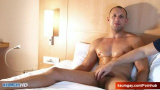His straight innocent by us cock nice serviced igor guy straight off