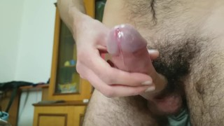 Cum ruined hold and tease session edge can't self orgasms uncut wanking