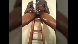 Sexy Naked Black Male Stripper...Jack off video Vol.1
