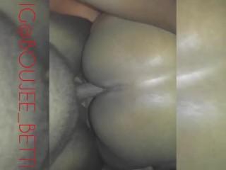 Boujee Betti BACKSHOTS WET farting pussy!!