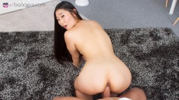 VR Porn Asian Babe Gives Pleasure For ur Dick