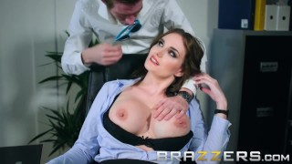 Danny D Fucks A Young Intern In The Office - Brazzers