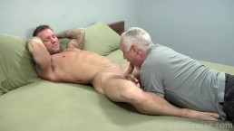 Bo Dean Serviced by Jake Cruise