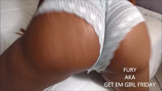 Preview 1 of creamy squirting & anal twerking in the mint release 2