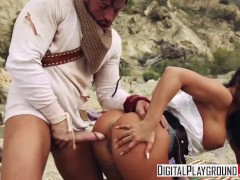 DigitalPlayground - Rawhide Scene 3 Susy Gala and Nick Moreno