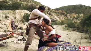 Scene gala nick and rawhide moreno susy digitalplayground big tit