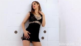 Killergram Sexy Stella Cox fucked in the gloryhole