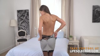 Preview 4 of Tina Kay - Your Ultimate Desire (POV)