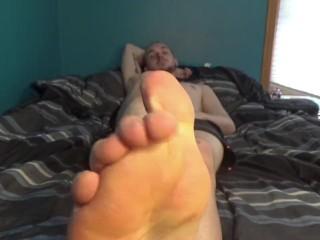 Master Brandon Feet