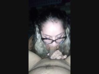 Deepthroat Huge Cock