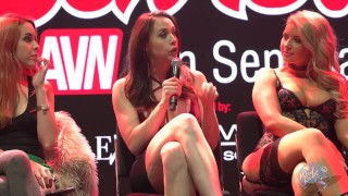 Ask A Porn Star Live at AVN