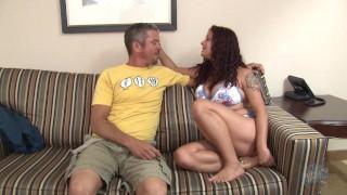 Real Swingers Max And Randy Kane Teasing panties