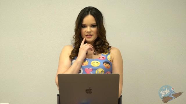 Porn star jenna presley Porn star jenna j ross watches her own porn