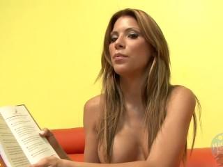Topless Girls Reading: The Art of War