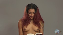 Topless Girls Reading: Elon Musk