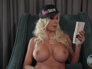 Topless Girls Reading: In His Brother's Place with Puma Swede