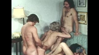 Classic Porn Horny Young Lesbians