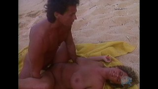 Peter North fucks really busty blonde