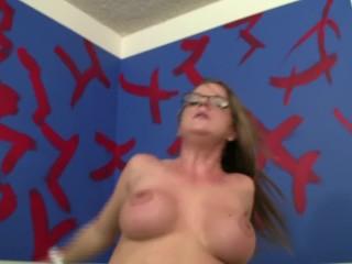 BIG TIT TEEN STEPSISTER ANITA BLUE GETS HER PUSSY FUCKED HARD
