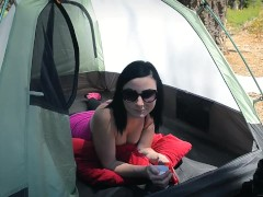 Naked In Public: Camping Part 1