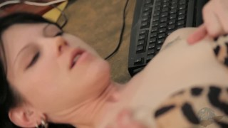 Art school dykes Tits brunette