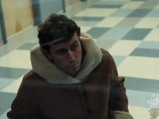 "James Deen as ""Ikea Monkey"""