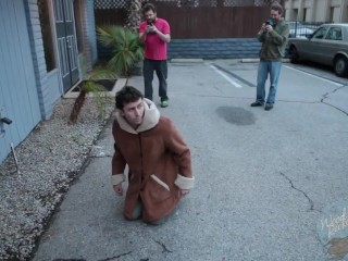 "James Deen as ""Ikea Monkey"" Part 2"