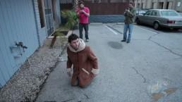 """James Deen as """"Ikea Monkey"""" Part 2"""
