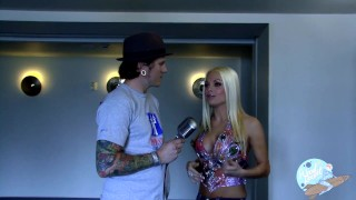 Show & Tell: Interview with Pornstar Jesse Jane porno