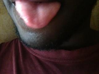 Wanna lick my tongue 6..