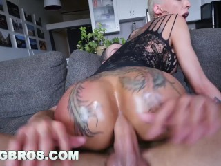 BANGBROS – Big Booty Pornstar Bella Bellz Does Anal For Her Comeback